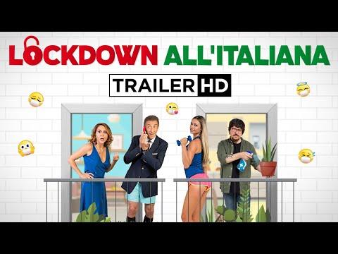 Lockdown all'italiana - Trailer Ufficiale 60''