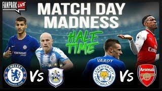 Chelsea 1 - 1 Huddersfield Town