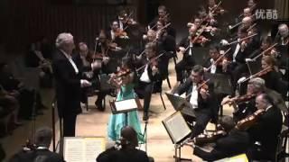 Shoji Sayaka Plays Sibelius Violin Concerto in D minor, op.47