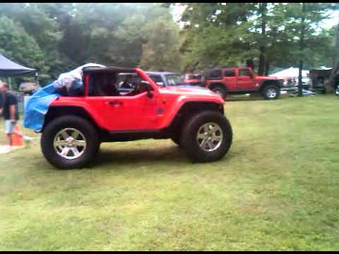 Jeep Lower Forty Concept Vehicle Youtube