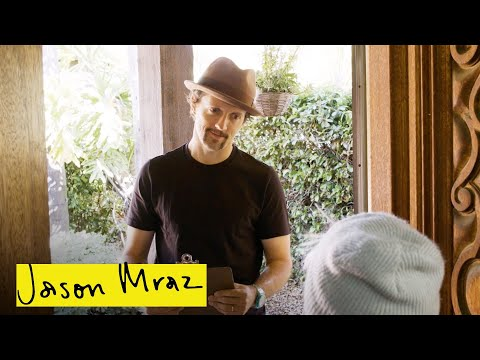 Jason Mraz is a father!