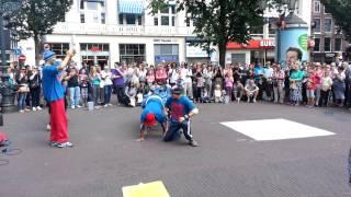 Amsterdam street dance