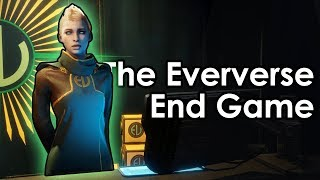 Destiny 2: The New End Game - The Eververse Store & Bright Engrams