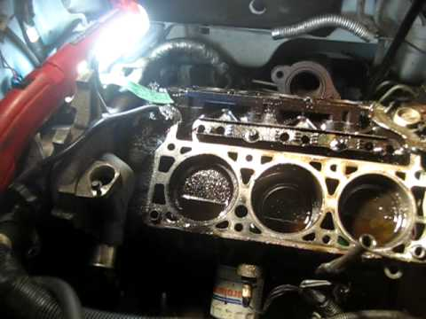 Pontiac Montana 2002 Engine repair  YouTube