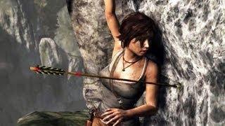 Tomb Raider Official Reborn Trailer (HD)