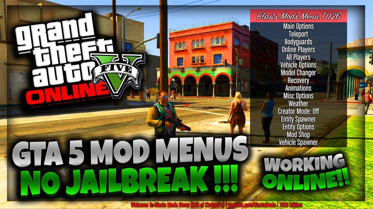 Gta 5 mods ps3 no jailbreak download