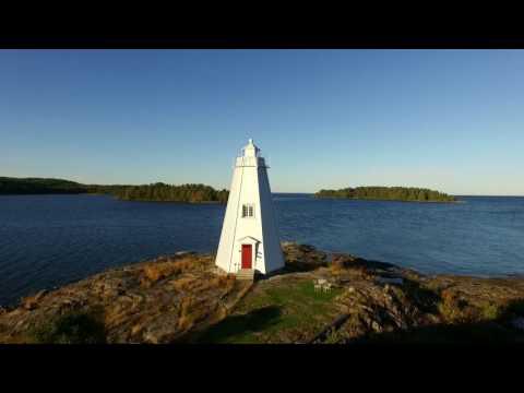 Drone Video: Top Travel Tips Dalsland, Värmland, Sweden - Lake Vaner/Vänersee/Vänern [Europe Travel]