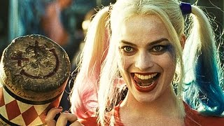 Suicide Squad Trailer 3 (2016) Margot Robbie, Will Smith DC Superhero Movie HD