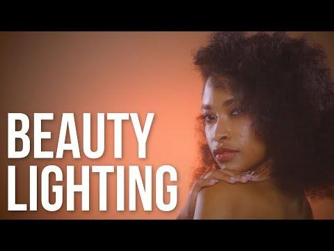 Beauty Lighting 101 | 3 Commercial Lighting Techniques