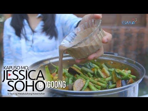 Kapuso Mo, Jessica Soho: Mapapa-wow ka sa sarap ng Bagoong!