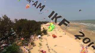 Cha Am International Kite Festival 2014