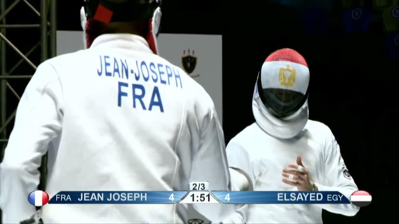 Download Cairo Worlds 2021 JME - L4 - Jean Joseph FRA v Elsayed EGY