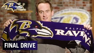 Kenneth Dixon Comes Back Strong & Ravens Scarf Giveaway | Final Drive