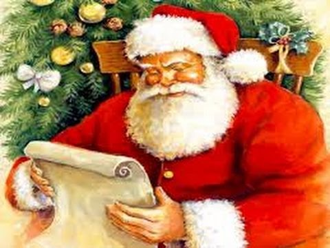 famous christmas stories a letter from santa claus