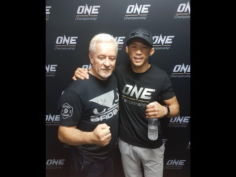 Martin Nguyen Post Fight Interview At ONE Championship: Iron Will