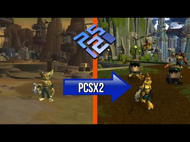 pcsx2 video, pcsx2 clip
