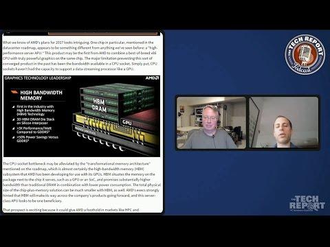 Handicapping AMD's Fiji GPU with David Kanter