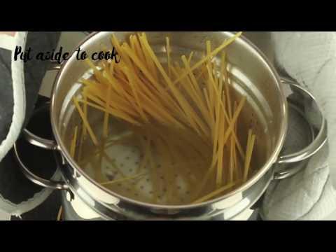 #WMFcooks Seafood Pasta