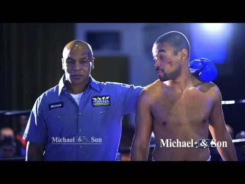 Behind The Scenes with Mike Tyson 2016 Big Game