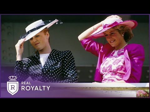 The Fall Of The Windsor Wives | Princess Diana & Princess Sarah | Real Royalty
