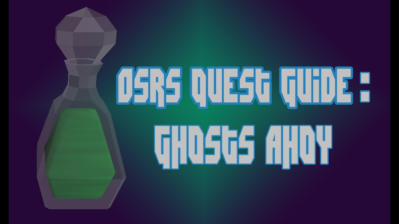 osrs how to kill ghast
