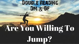 "Double Reading:Divine Masculine & Divine Feminine ""The Path Requires  a Leap of Faith"""