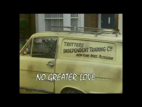 "only fools and horses ""no greater love"" Audio commentary"