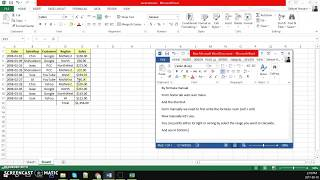 Excel Tricks and Tips Any one can : Sum formula 3 Tricks (Basic excel training )