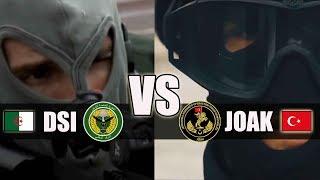 D.S.I (Algeria)🇩🇿 vs JÖAK (Turkey)🇹🇷 Special Units