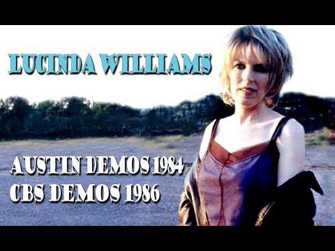 Lucinda Williams - CBS Demos 1986 and Austin Demos 1984