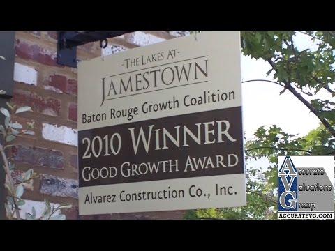 The Lakes at Jamestown Baton Rouge Driving Tour 2013