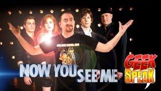 Now You See Me Official Trailer #2 (2013) - Mark Ruffalo, Morgan Freeman Movie HD - GEEK SPEAK