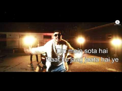 Kala Cobra Lyrics HD Song 2016 by SuBo