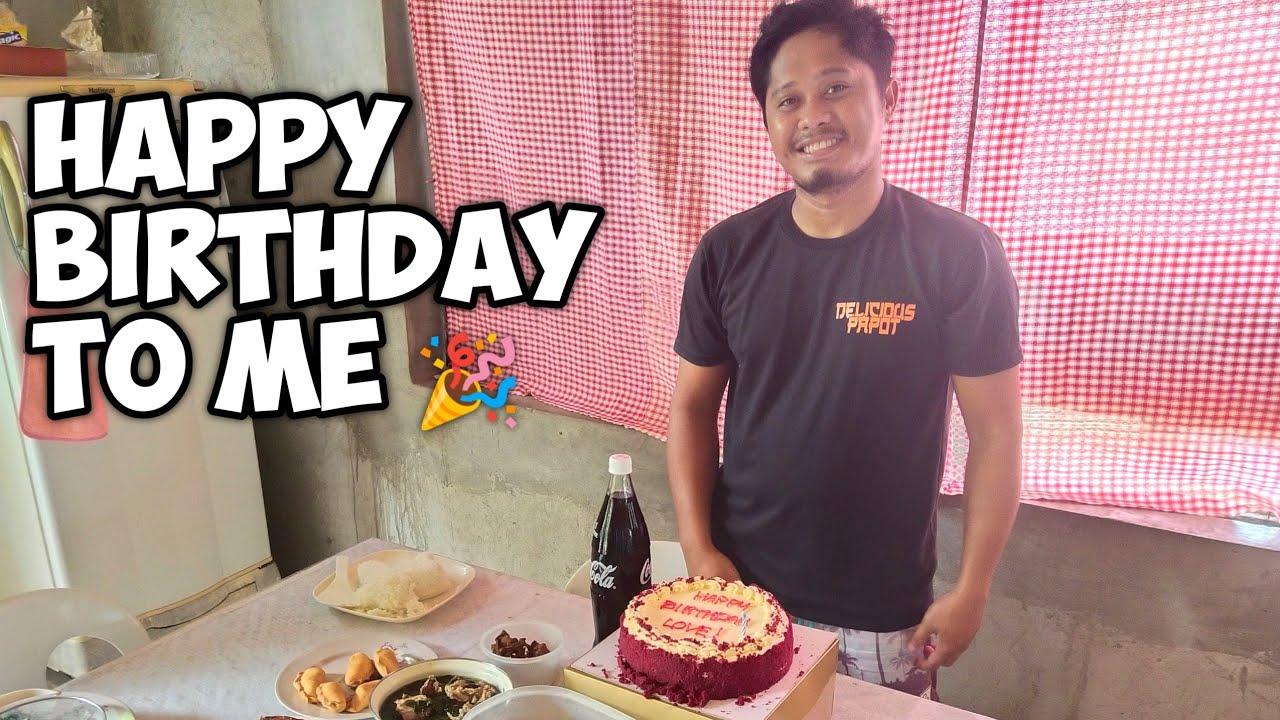 HAPPY BIRTHDAY TO ME 🎉🍺