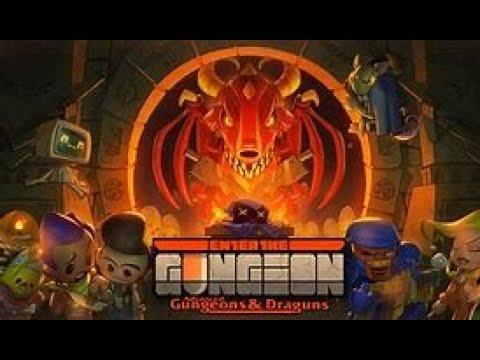 Enter The Gungeon Dragon Avancé