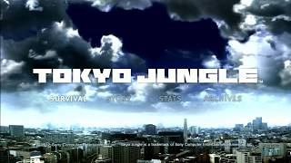 Jerma Streams - Tokyo Jungle (Part 1)