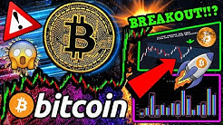 BITCOIN BREAKING OUT!!? WHAT HAPPENS NEXT IS CRITICAL!! BTC INTEREST SURGES!!