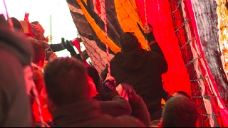 Les coulisses du Tifo des 20 ans des Ultras Inferno