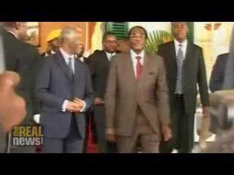 Mbeki loses credibility over Mugabe