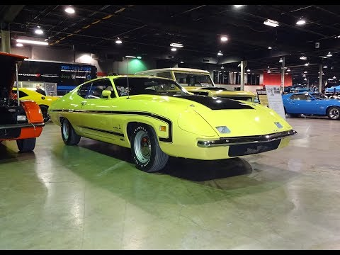 1970 Ford Torino King Cobra 1 of 3 Ever Built & 429 Engine Sound on My Car Story with Lou Costabile