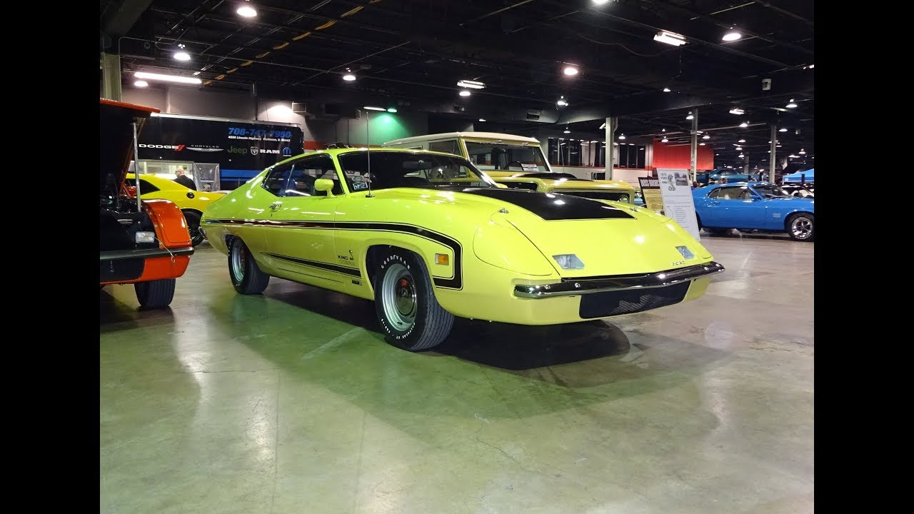 1970 Ford Torino King Cobra 1 Of 3 Ever Built 429 Engine Sound On My Car Story With Lou Costabile