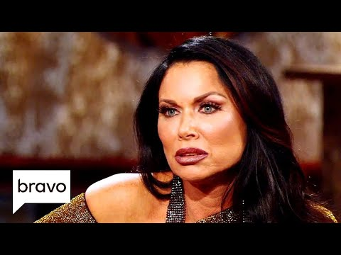 It's A Real Housewives of Dallas Society Showdown at the Season 3 Reunion | Bravo