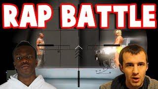 GTA 5 Rap Battle: KSI vs. Nobodyepic! (GTA 5 Funny Moments)
