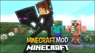 Minecraft Mod: Armaduras de Mobs (Vire o Herobrine,Enderdragon) - Mob Armor Mod