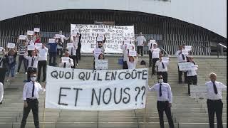 Marseille - Salariés de l'événementiel : la pelle du 18 juin qui creuse leur tombe…
