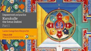 Empowerment and practice of Kurukulle – the lotus Dakini (English – Italian) – 17/18 March 2018