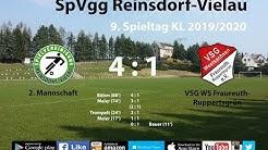 SpVgg Reinsdorf-Vielau 2 - VSG WS Fraureuth-Ruppertsgrün [27.10.2019]