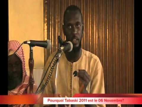 """Conférence de presse : """" Pourquoi Tabaski 2011 est le 06 Novembre?"""""""