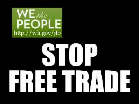 Stop TPPA! Japanese girls made a petition on WH.gov to stop super free trade for 1%.