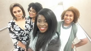 VLOG | Girls Night Out with Miss Toni Braxton